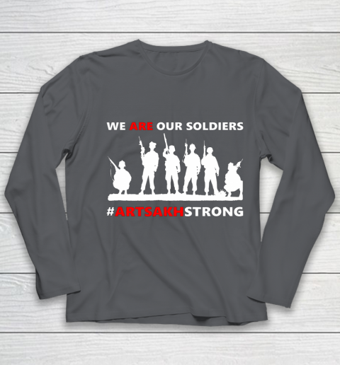 We Are Our Soldiers Youth Long Sleeve 6