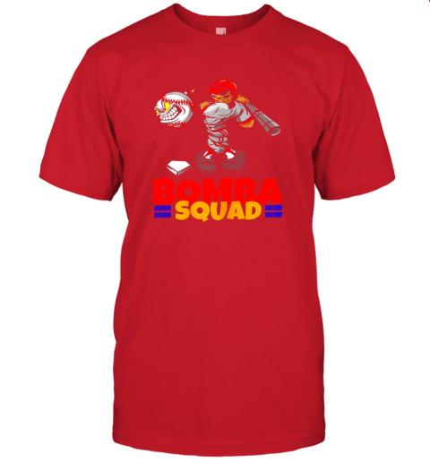 wczv bomba squad twins shirt for men women baseball minnesota jersey t shirt 60 front red