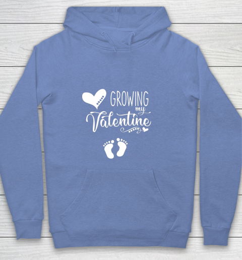 Growing my Valentine Tshirt for Wife Youth Hoodie 8