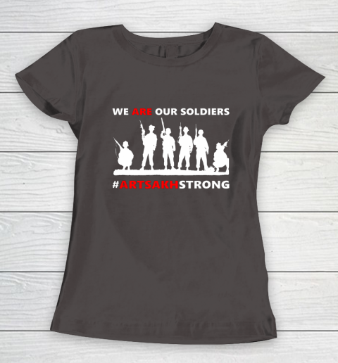We Are Our Soldiers Women's T-Shirt 7