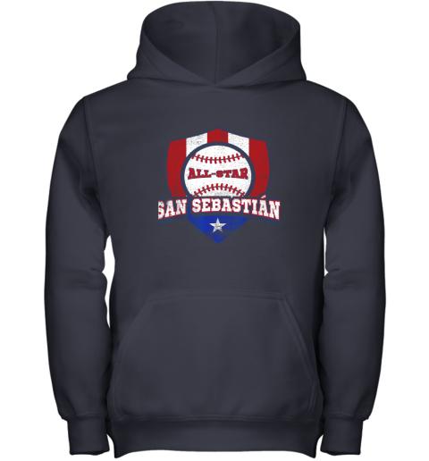 jv9h san sebastian puerto rico puerto rican pr baseball youth hoodie 43 front navy