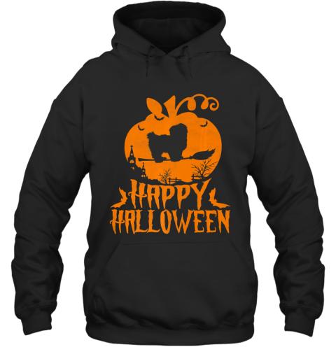 Happy Halloween Shih Tzu Costume Shirt Dog Lover Gift Premium Hoodie