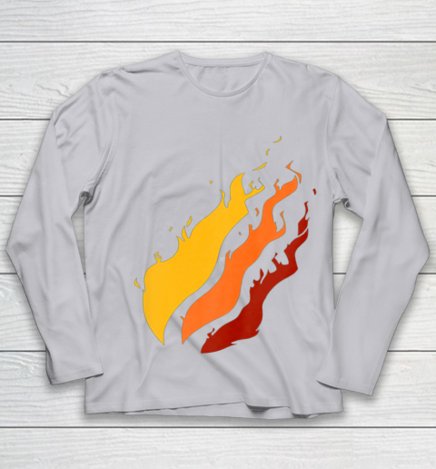 Gaming Tee for Gamer with Game Plays Style Youth Long Sleeve 5