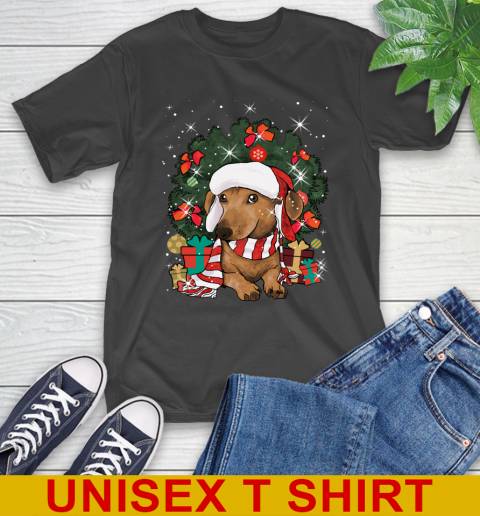All I Want For Christmas Is Dachshund Dog Lovers T-Shirt