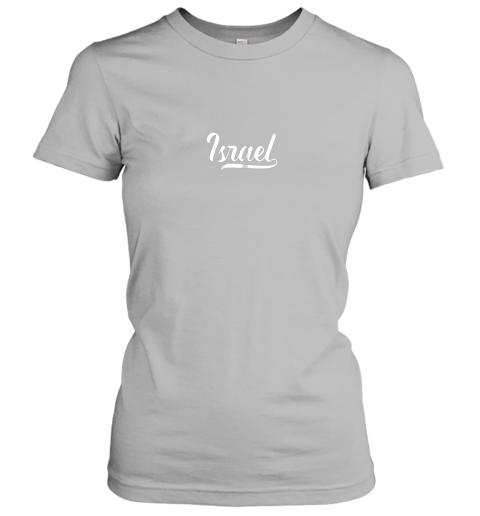 c1jq israel baseball national team fan cool jewish sport ladies t shirt 20 front sport grey