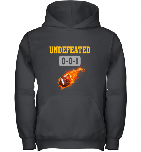 NFL LOS ANGELES CHARGERS LOGO Undefeated Youth Hoodie