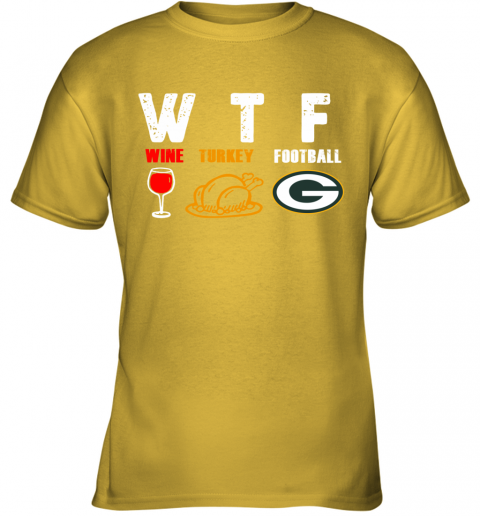youth packers t shirt