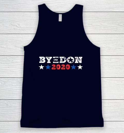 ByeDon Shirt 2020 Joe Biden 2020 American Election Bye Don Tank Top 2