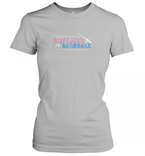 01ct softball or baseball shirt sports gender reveal ladies t shirt 20 front sport grey