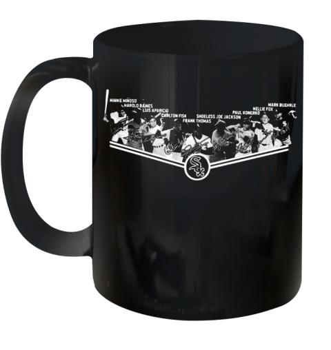 Chicago White Sox Players Team Signatures Ceramic Mug 11oz