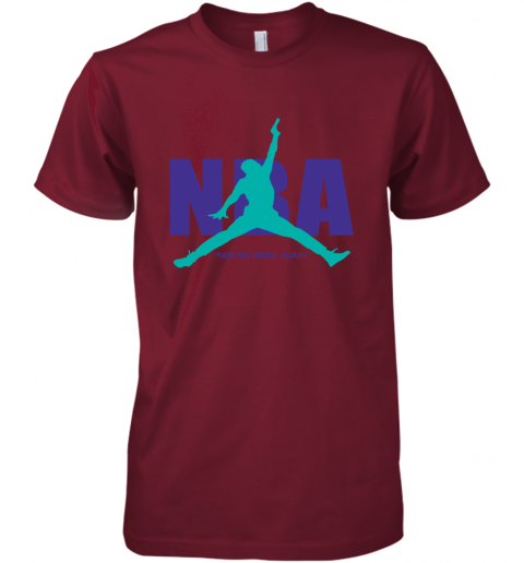 Young Boy NBA Premium Men's T-Shirt