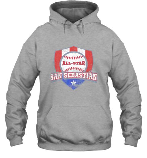v2ag san sebastian puerto rico puerto rican pr baseball hoodie 23 front sport grey