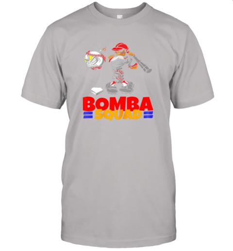 wczv bomba squad twins shirt for men women baseball minnesota jersey t shirt 60 front ash