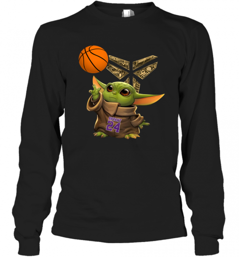 Bqz0 kobe bryant baby yoda black mamba basketball shirt long sleeve tee 14 front black 480px