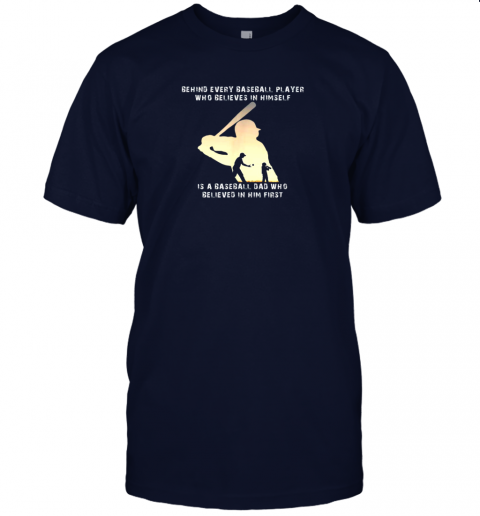 ovk8 mens behind every baseball player is a dad that believes jersey t shirt 60 front navy