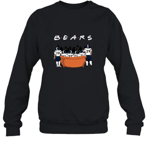 The Chicago Bears Together F.R.I.E.N.D.S NFL Sweatshirt