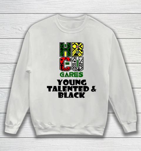HBCU Cares College University Graduation Gift Black Schools Shirt Sweatshirt 3