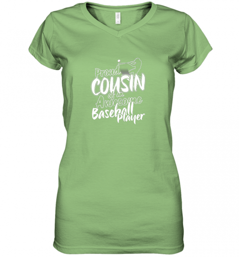 4ly4 cousin baseball shirt sports for men accessories women v neck t shirt 39 front lime