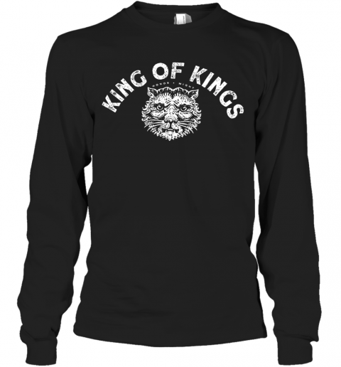 King Of Kings Hornor Might Long Sleeve T-Shirt