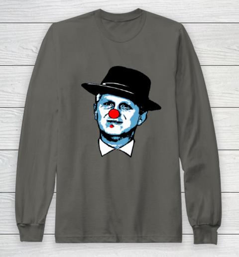 Michael Rapaport Clown Long Sleeve T-Shirt 5