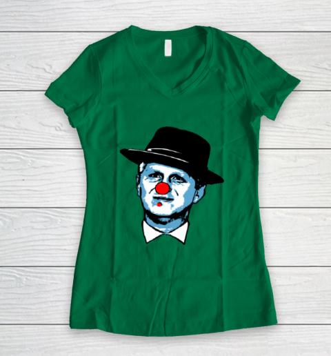 Michael Rapaport Clown Women's V-Neck T-Shirt 3
