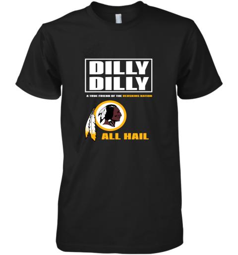 A True Friend Of The Redskins Premium Men's T-Shirt