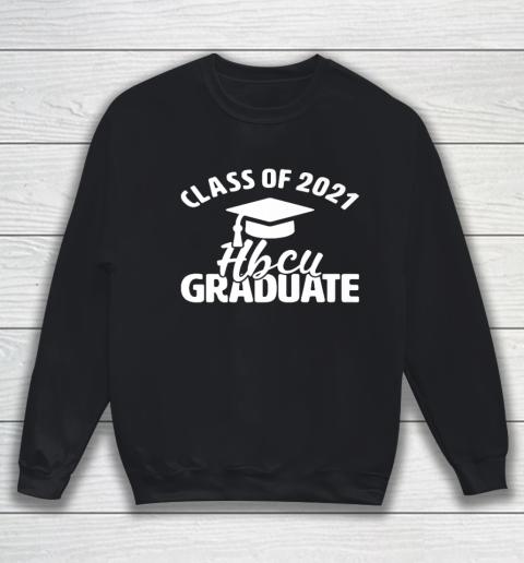 HBCU Alumni Apparel Class Of 2021 HBCU Grad Sweatshirt