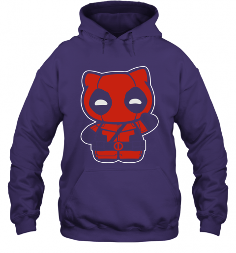 vqlu hi yukio marvel deadpool hello kitty shirts hoodie 23 front purple
