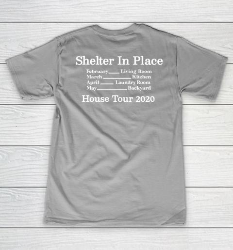 Peter Frampton Covid Stays Inside V-Neck T-Shirt 11