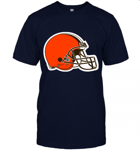 cpuw cleveland browns nfl pro line by fanatics branded brown victory jersey t shirt 60 front navy