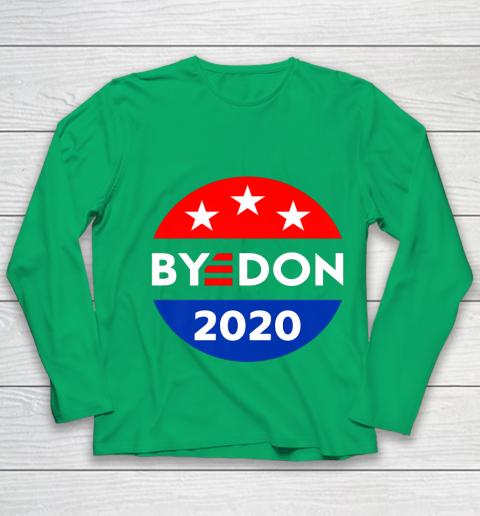 ByeDon 2020 Bye Don Anti Trump Vote Joe Biden Youth Long Sleeve 4