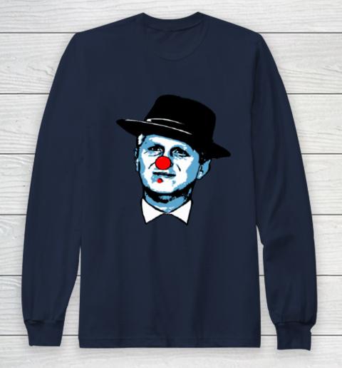 Michael Rapaport Clown Long Sleeve T-Shirt 2