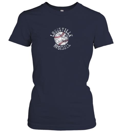 9qqf vintage louisville baseball ladies t shirt 20 front navy