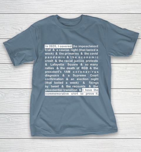 Jim Acosta T-Shirt 6