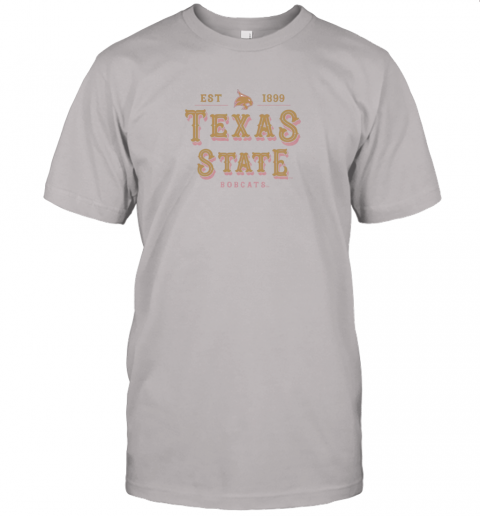 q2u1 texas state bobcats womens college ncaa jersey t shirt 60 front ash