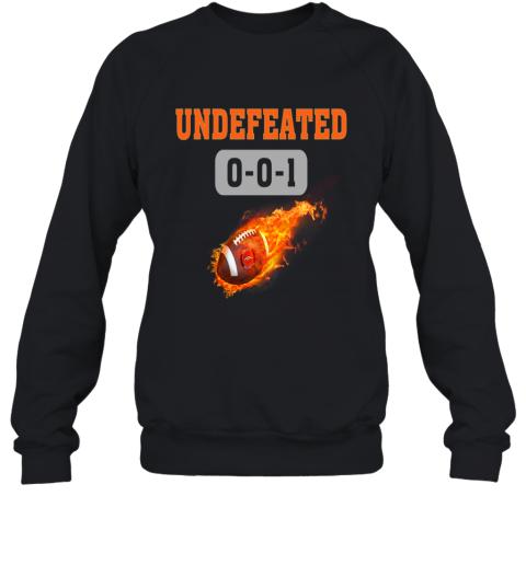 NFL DENVER BRONCOS LOGO Undefeated Sweatshirt