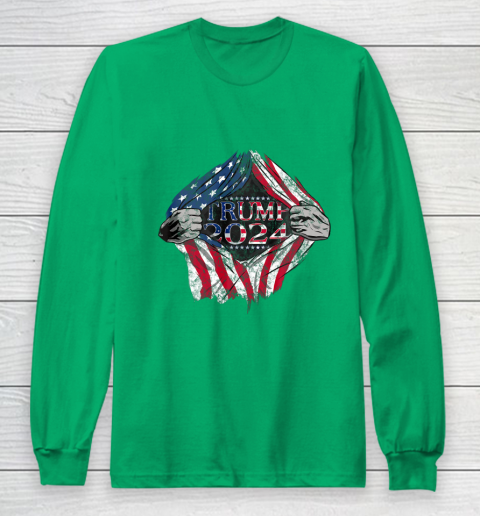 Pro Trump Shirt Trump 2024 Long Sleeve T-Shirt 4