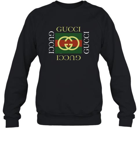 Gucci Logo Gift Adult Crewneck Sweatshirt