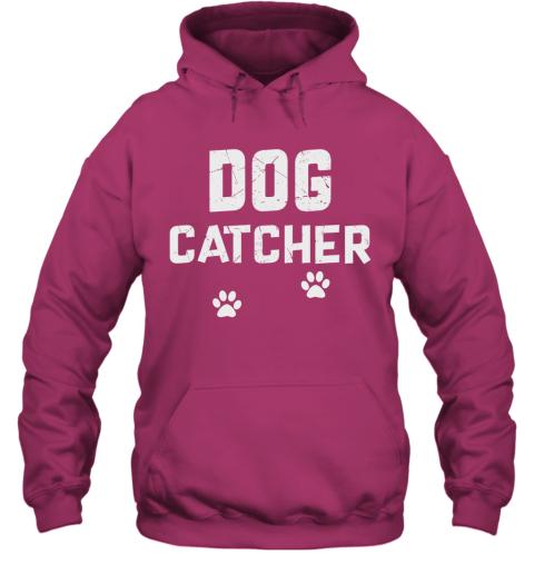 Halloween Dog Catcher Costume Gift Hoodie
