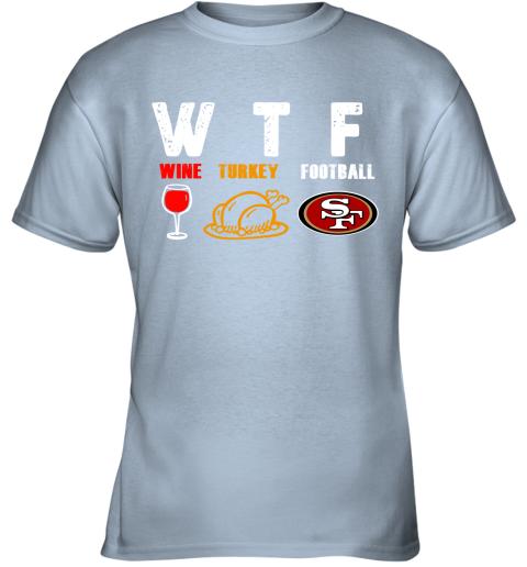 San Francisco 49ers Thanksgiving Youth T-Shirt
