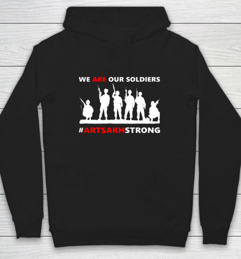 We Are Our Soldiers Hoodie