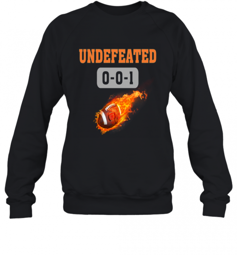 NFL CHICAGO BEARS LOGO Undefeated Sweatshirt