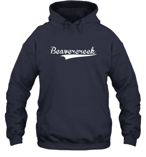 5okr beavercreek baseball styled jersey shirt softball hoodie 23 front navy