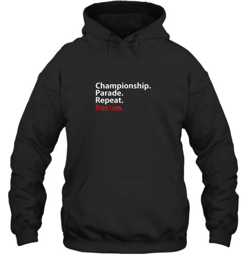 Boston Championship 2018 Game Day Shirt Baseball Hoodie