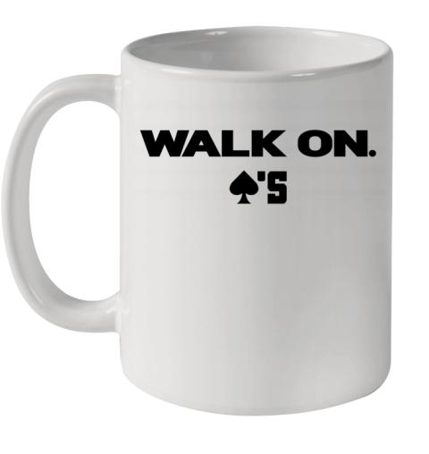 baker mayfield walk on Ceramic Mug 11oz