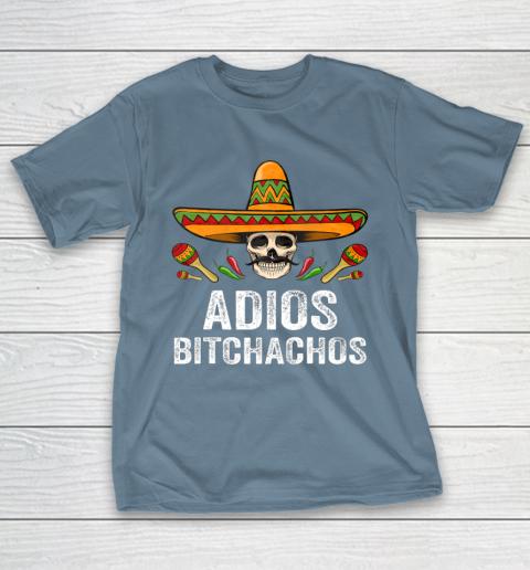 Adios Bitchachos Shirt Funny Mexican Skull Cinco De Mayo T-Shirt 6