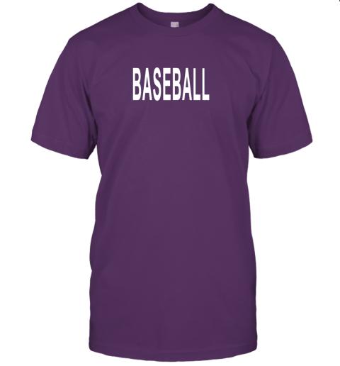 ebls shirt that says baseball jersey t shirt 60 front team purple