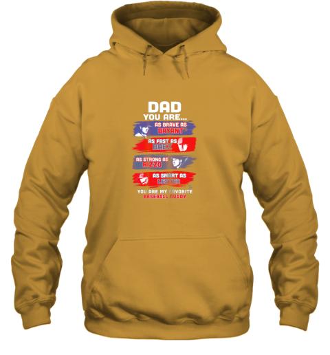 dgsj javier baez baseball buddy shirtapparel hoodie 23 front gold