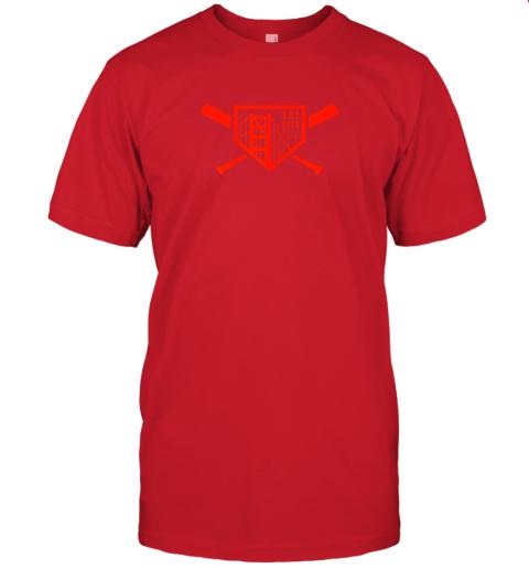 yuvv cool san francisco baseball the city bridge sfo jersey t shirt 60 front red