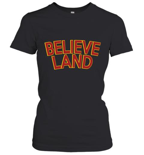 BELIEVELAND Women's T-Shirt